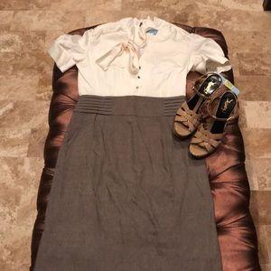 Antonio Melani business casual dress.
